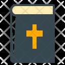 Bible Book Prayer Icon