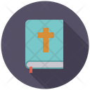 Bible Scripture Holy Book Icon