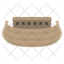 Bible Noah Ark Boat Icon