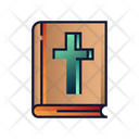 Bible Religious Book Icon