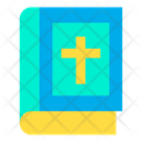 Scripture Book Religion Icon