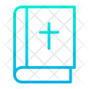 Church Wedding Book Icon