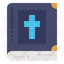 Bible Christian Book Icon
