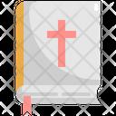 Bible Book Religion Icon