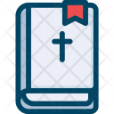 Bible Religion Cross Icon