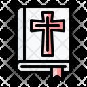 Bible Christian Christmas Icon