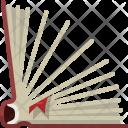 Bible Book Church Icon