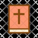 Bible Christian Religion Icon