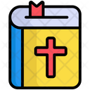 Bible Book Holy Icon