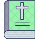 Bible Christian Book Icon