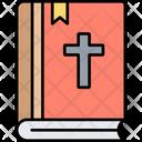 Bible Religious Book Icon