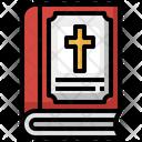Bible Holy Book Religious Book Icon