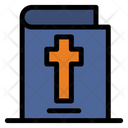 Bible Holy Book Religion Icon