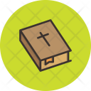 Bible Holy Cross Icon
