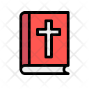 Bible Cross Jesus Icon