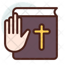 Bible Oath Icon