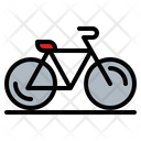 Bicycle Bike Ride Icon