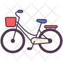 Bike Transport Cycle Icon