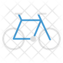Bicycle Cycle Ecological Vehicle Icon