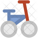 Bicycle Baby Cycle Icon