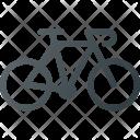 Bicycle Bike Transportation Icon