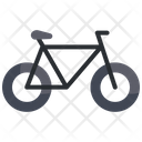 Bicycle Mountain Bike Icon