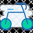 Bikem Bicycle Cycle Icon