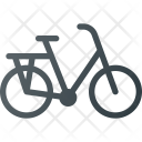 Bicycle Bike Transportation Icon