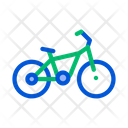 Public Transport Bicycle Icon