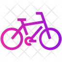 Spring Bicycle Cycle Icon