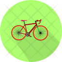 Bicycle Sport Equipment Icon
