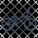 Bicycle Bmx Icon