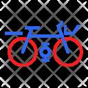 Bicycle Transport Traffic Icon