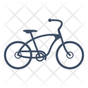 Bicycle Cruiser Icon