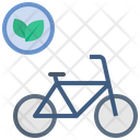 Bicycle Cycling Eco Friendly Icon