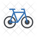 Cycling Bicycle Travel Icon