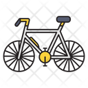 Bicycle Transport Travel Icon