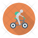 Bicycle Bicycling Cycle Icon