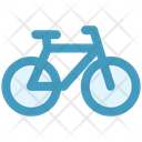 Circus Cycling Bike Icon