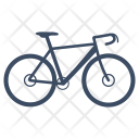 Bicycle Cyclocross Icon
