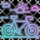 Bicycle Bike Cycling Icon