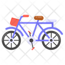 Bicycle Cycle Pedal Bike Icon