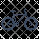 Bicycle Fatbike Icon