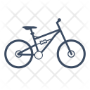 Bicycle Mauntain Icon