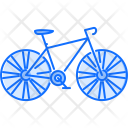 Bicycle Bike Transport Icon