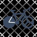 Bicycle Triathlon Icon