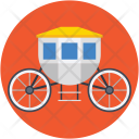Bicycle Buggy Auto Icon
