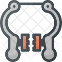 Bicycle Caliper Icon