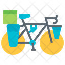 Delivery Touring Messenger Icon