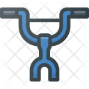 Handle Boot Footwear Icon